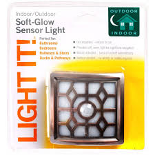 Bedrooms And Hallways by Light It 4 Led Motion Sensor Soft Glow Light The Home Security