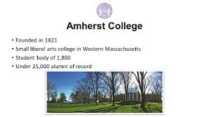 Amherst College by Helping Fundraisers Help Themselves A Case Study On Contact Report