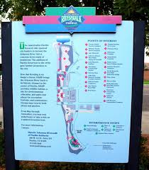 Riverwalk Map Mille Fiori Favoriti Historic Arkansas Riverwalk Of Pueblo Colorado