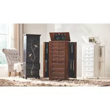 Home Decorators Coupon 20 Off Home Decorators Collection Hampton Harbor White Jewelry Armoire