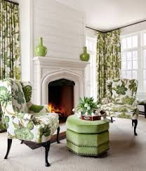 Decorating With Wallpaper by Decorating With Greenery Traditional Home