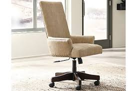 ashley furniture desks home office baldridge home office desk chair ashley furniture homestore within