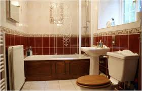 transform bathroom tile designs on a budget with classic home