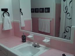 Pink And Black Bathroom Ideas Pink Bathroom Ideas Home Design Ideas And Pictures