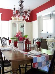 Red Dining Room Table Delorme Designs Red Dining Rooms Part 2