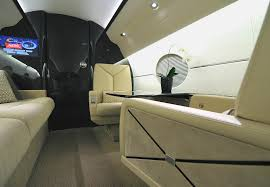 Long Range Jet Jet Charter St Andrews Gorgeous Seat Detailing On A Gulfstream By International Jet