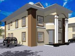 Twin House Plans Twin Duplex House Plans In Nigeria Archives 11 Neoteric Design 2
