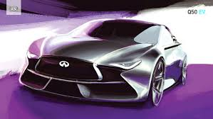 lexus infiniti q50 infiniti q50 ev is a concept for the year 2025