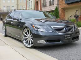 lexus is350 f sport wheel spacers ls 460 600 wheel u0026 tire information details thread page 3