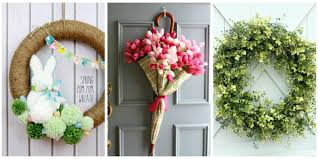 spruce up your front door with these diy wreath ideas diy cozy home
