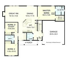 open floor plan houses house plans with lofts bothrametals