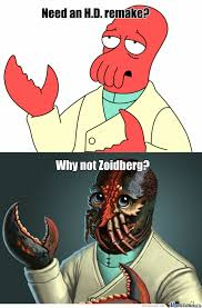 Meme Why - need to bring back an old meme why not zoidberg by atarix meme