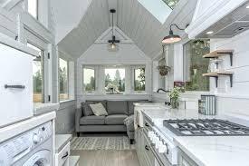 tiny homes interiors tiny homes interior kitchen living room heritage by summit tiny