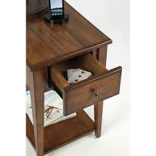 End Table With Charging Station by Furniture Chairside Tables End Table With Charging Station
