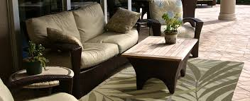 Patio Area Rug Outdoor Furniture Materials Guide How To Choose The Best For