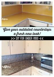 Painted Kitchen Countertops by 10 Great And Clever Bathroom Decorating Ideas 5 Painted Laminate