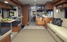 motor home interiors roaming times rv and overviews