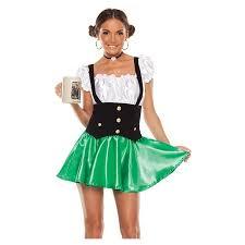 Beer Maid Wench Costume Oktoberfest Couple Gretchen German Fancy by Bavarian Costume Fancy Dress Beer Bar Maid Uniform