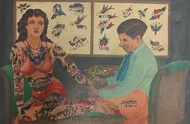 new york historical society tattooed new york
