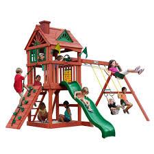 inspiring small backyard playsets pics design ideas amys office