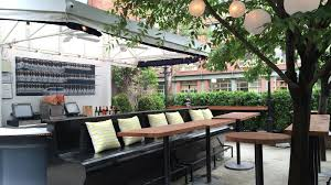 Alta Table A by Opening Alert Spend Al Fresco Season With Spritzes And Italian