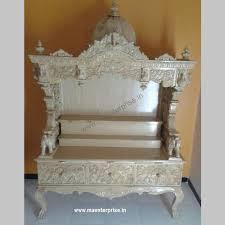 Marble Temple Home Decoration Simple Temple Ghar Pooja Mandir For Home Décor M A Enterprise