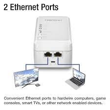 tpl 410ap trendnet powerline 500 av wireless n300 access point tpl 410ap