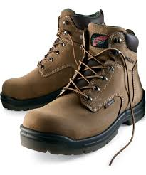 red wing men u0027s 6 inch insulated waterproof composite toe boot