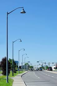 utility pole light fixtures valmont poles pole light poles and accessories