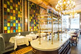 thanksgiving dinner in nyc gaze upon tom colicchio u0027s opulent new restaurant fowler u0026 wells