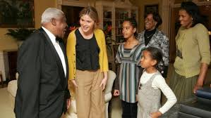 white house tours obama us jenna bush hager shares rare photos of obama daughters first