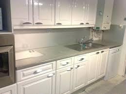 beton ciré pour plan de travail cuisine cuisine beton cire plan de travail bar avis idées pour la maison
