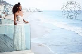 gabrielle union wedding dress gabrielle union talks about heartbreaking infertility struggles