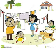 Home Chores by Clipart Of Household Chores Clipartsgram Com