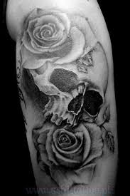 23 best skull with roses images on skull