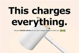 ikea fans check out ikea s hilarious ads for wireless charging ls focused