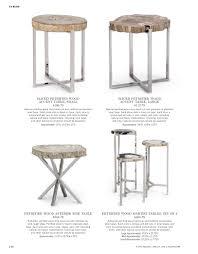 martini tables palecek u0027s 2016 furniture u0026 accessories catalog vol 42 by