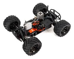 nitro monster truck rc bullet mt 3 0 rtr 1 10 scale 4wd nitro monster truck by hpi racing