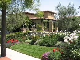 exterior front yard and backyard landscaping ideas garden design