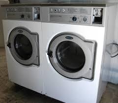 Manual Clothes Dryer Wascomat Senior W 640 40lb Washing Machine