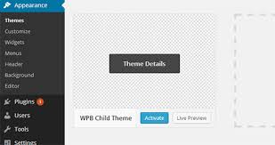 My Barn Child How To Create A Wordpress Child Theme Video