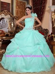 green quinceanera dresses apple green quinceanera dress one shoulder appliques ups