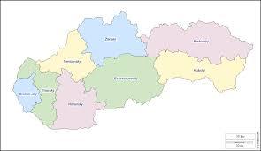 Slovakia Map Slovakia Free Map Free Blank Map Free Outline Map Free Base Map