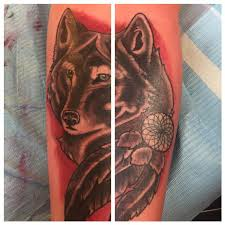 immortal tattoos coverup wolf coverup