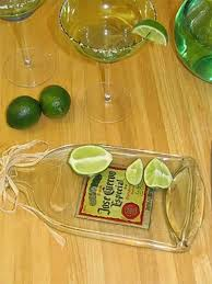 wine bottle platter 8 ways to wow your friends with recycled wine bottles