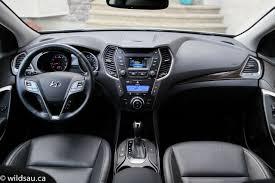 Santa Fe 2013 Interior Review 2013 Hyundai Santa Fe Xl Wildsau Ca