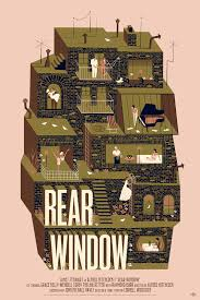 window posters mondo to release rear window poster by adam on january 23