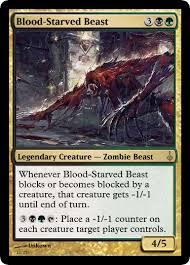 turns bloodborne bosses into magic cards polygon