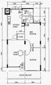 floor plans for 302 ubi avenue 1 s 400302 hdb details srx property