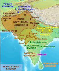 Map Of India by Mahabharat Map Of India You Can See A Map Of Many Places On The